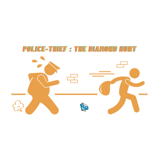 Police-Thief : The Diamond Hunt